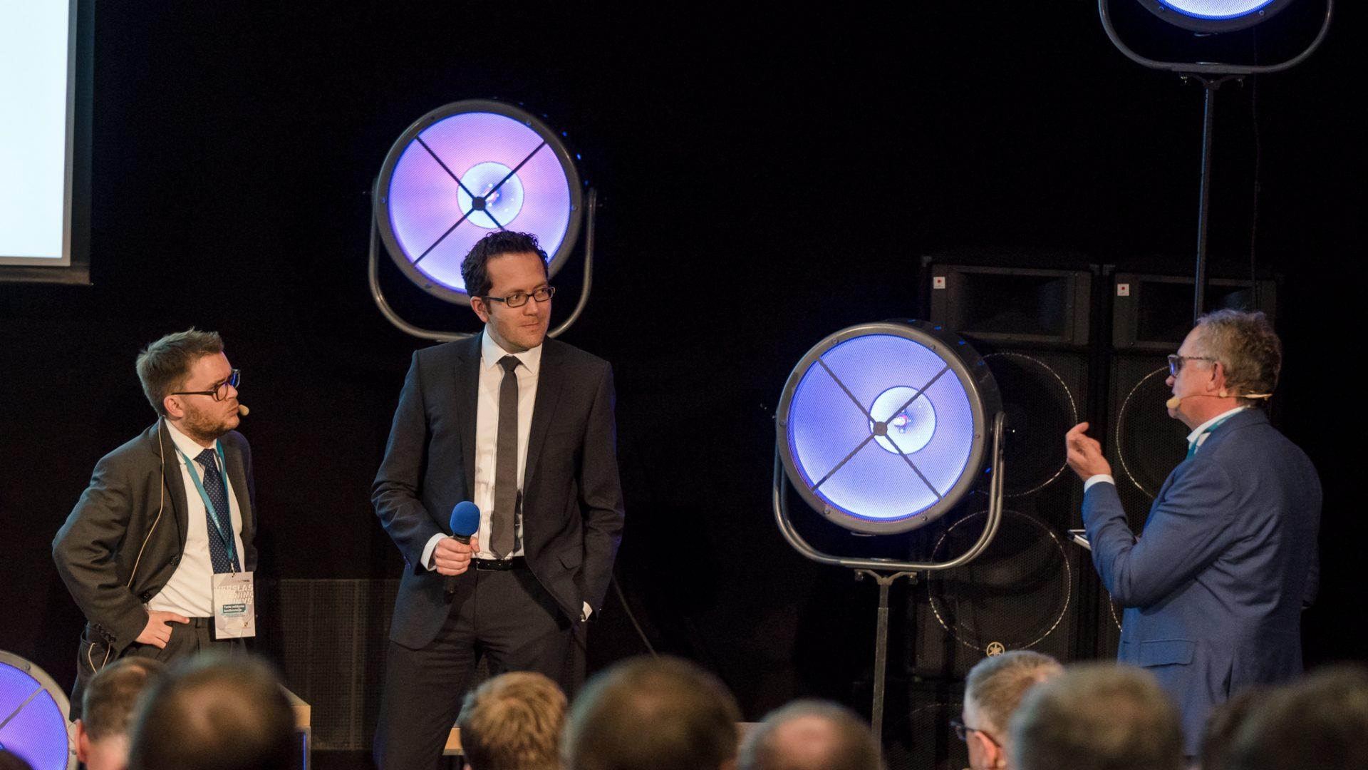 Dr. Jan Taenzler, Prof. Dr. Fabian Bernhard, Jonas Tamulis, Wealth360